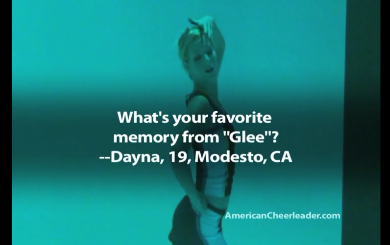 American Cheerleader Spotlight Features