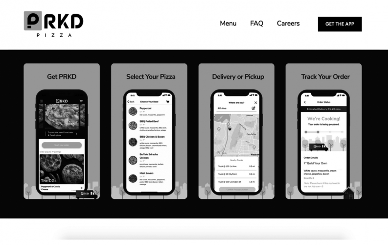 PRKD Website & App
