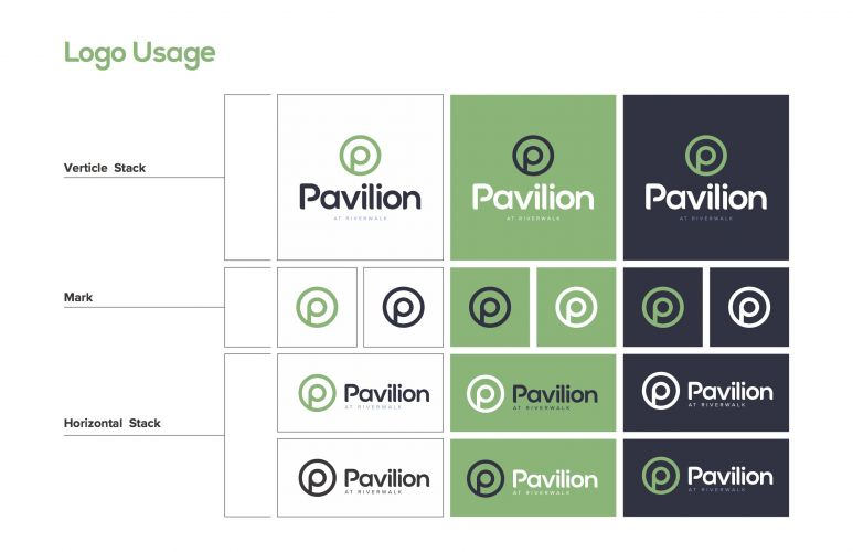 Pavilion Re-Brand