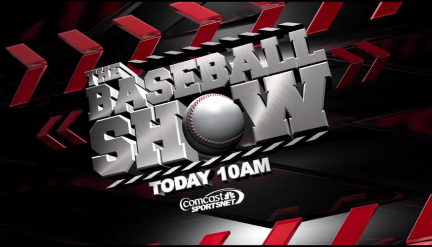 The Baseball Show Promo Spots