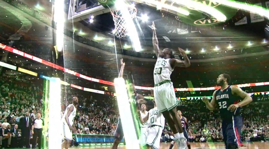 Celtics Time-lapse Campaign